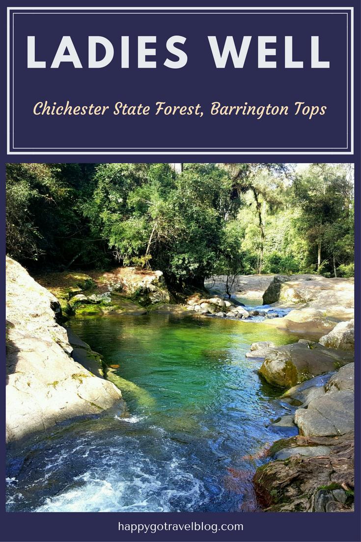 Ladies Well Chichester State Forest   Barrington Tops, Australia   Waterfalls   PINTEREST