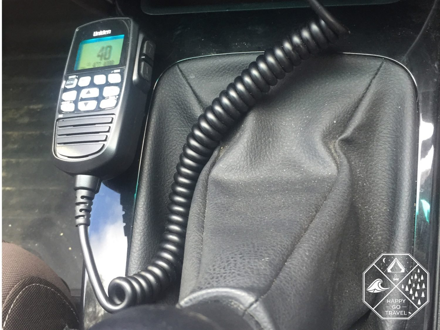 10 Essential Tips For Safe 4wding | 2way radio in manual car