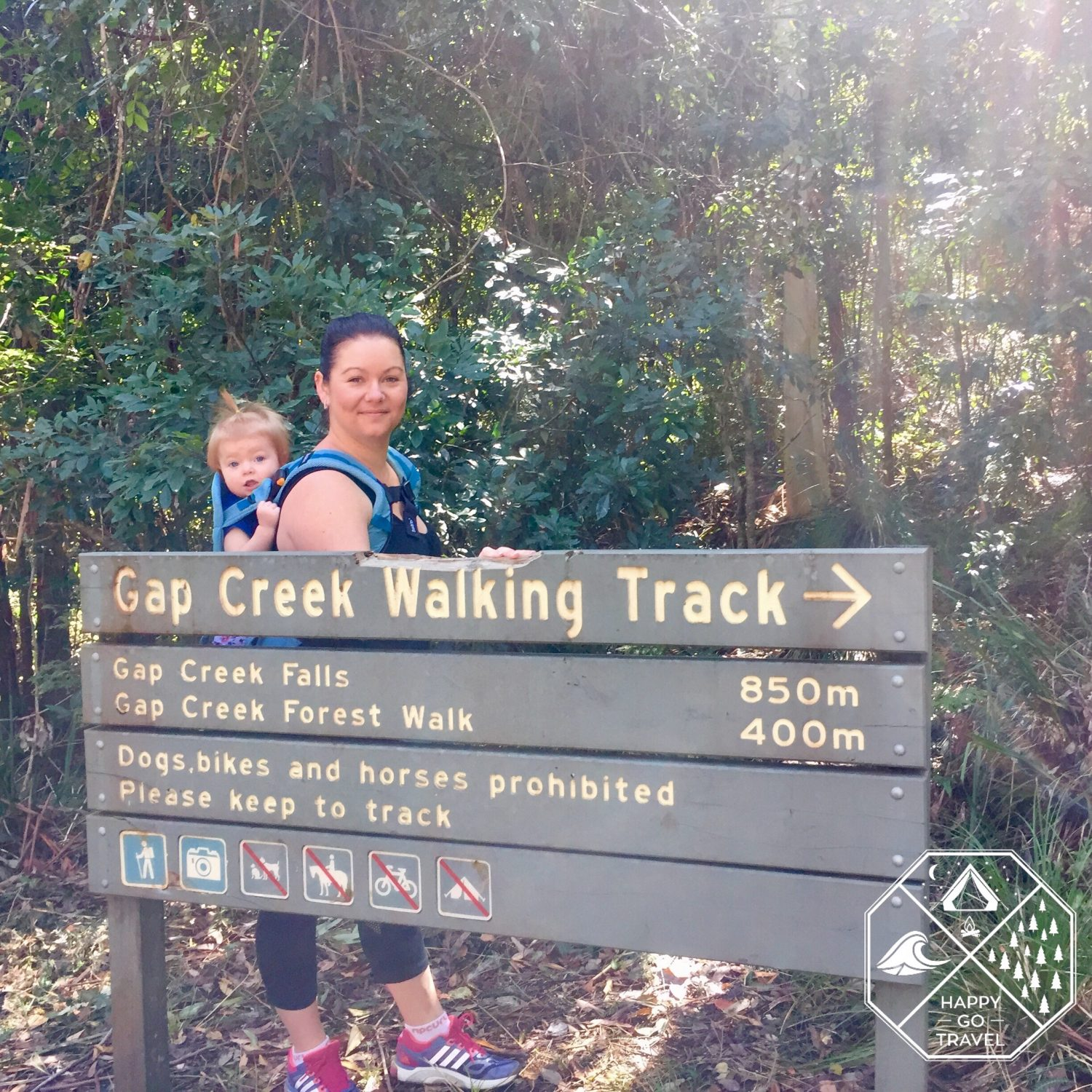 Hiking | Explore | Gap Creek Falls, Watagans National Park NSW