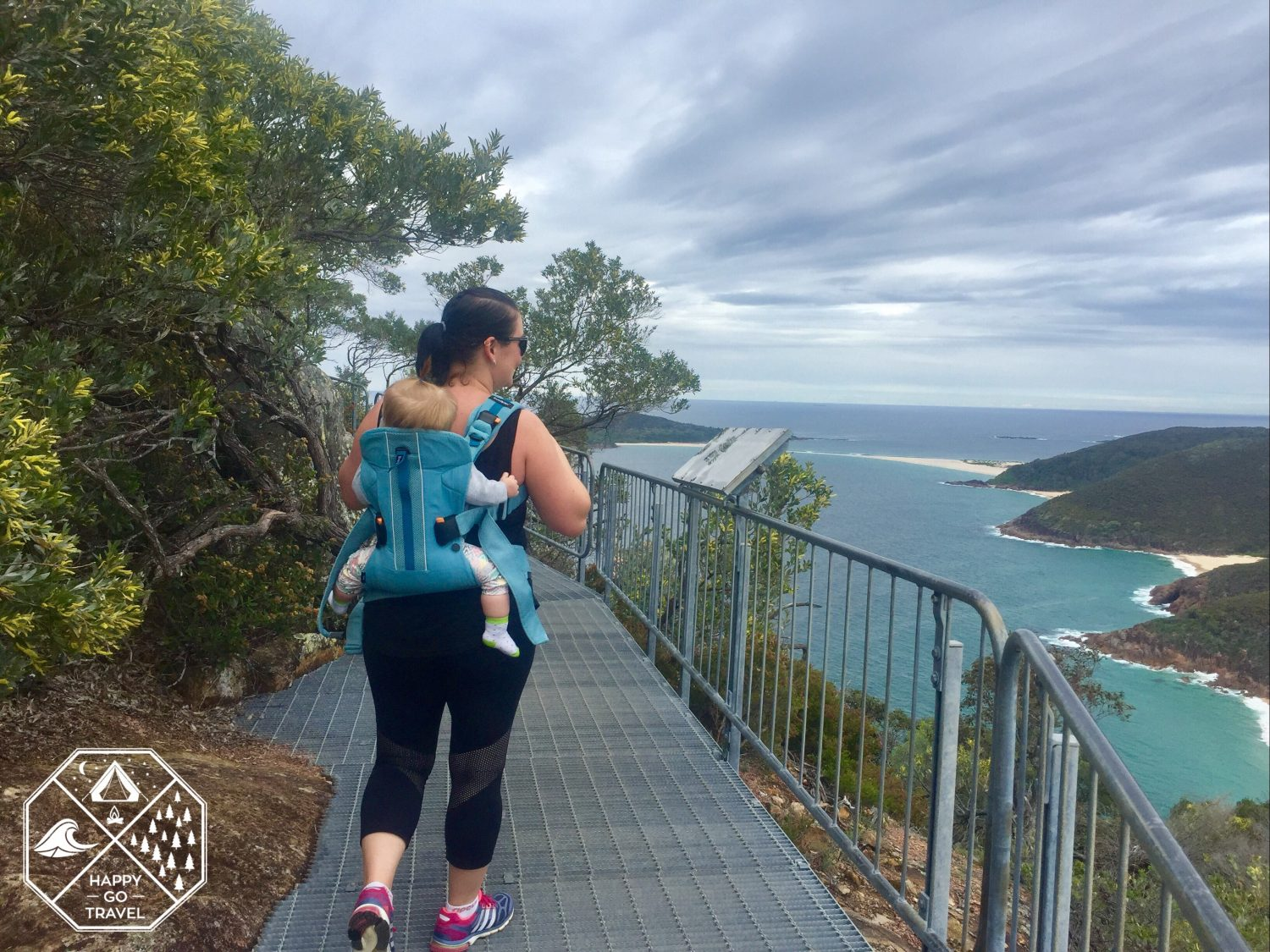 Mount Tomaree, Port Stephens NSW | Mt Tomaree | view from Mount Tomaree summit