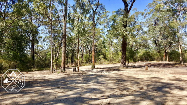 Yengo National Park - Finchley Campground