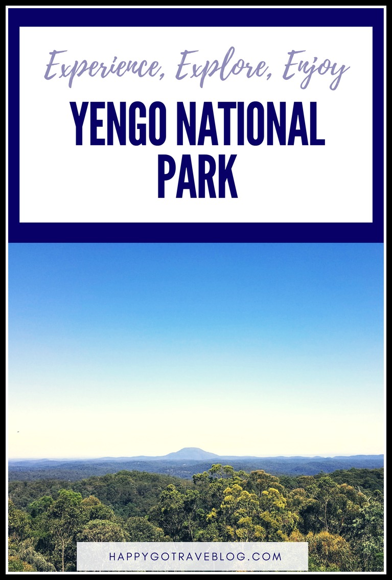 Yengo National Park NSW, Australia. Finchley lookout