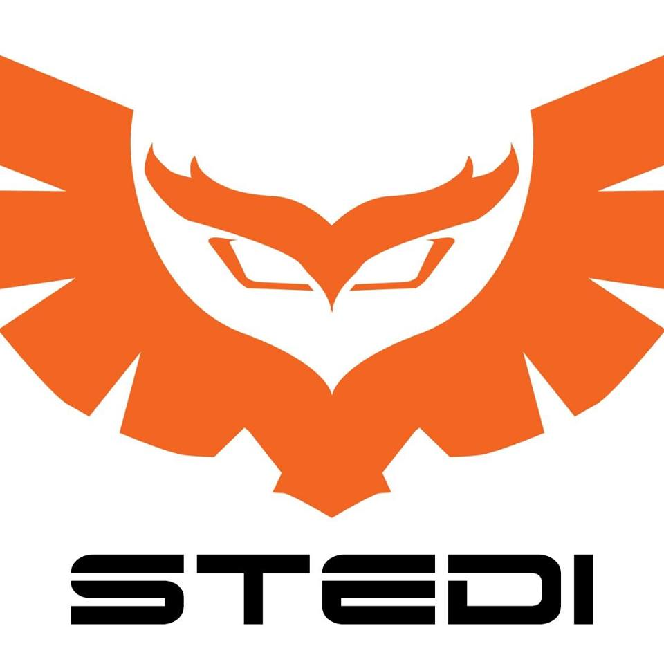 STEDI light bars logo