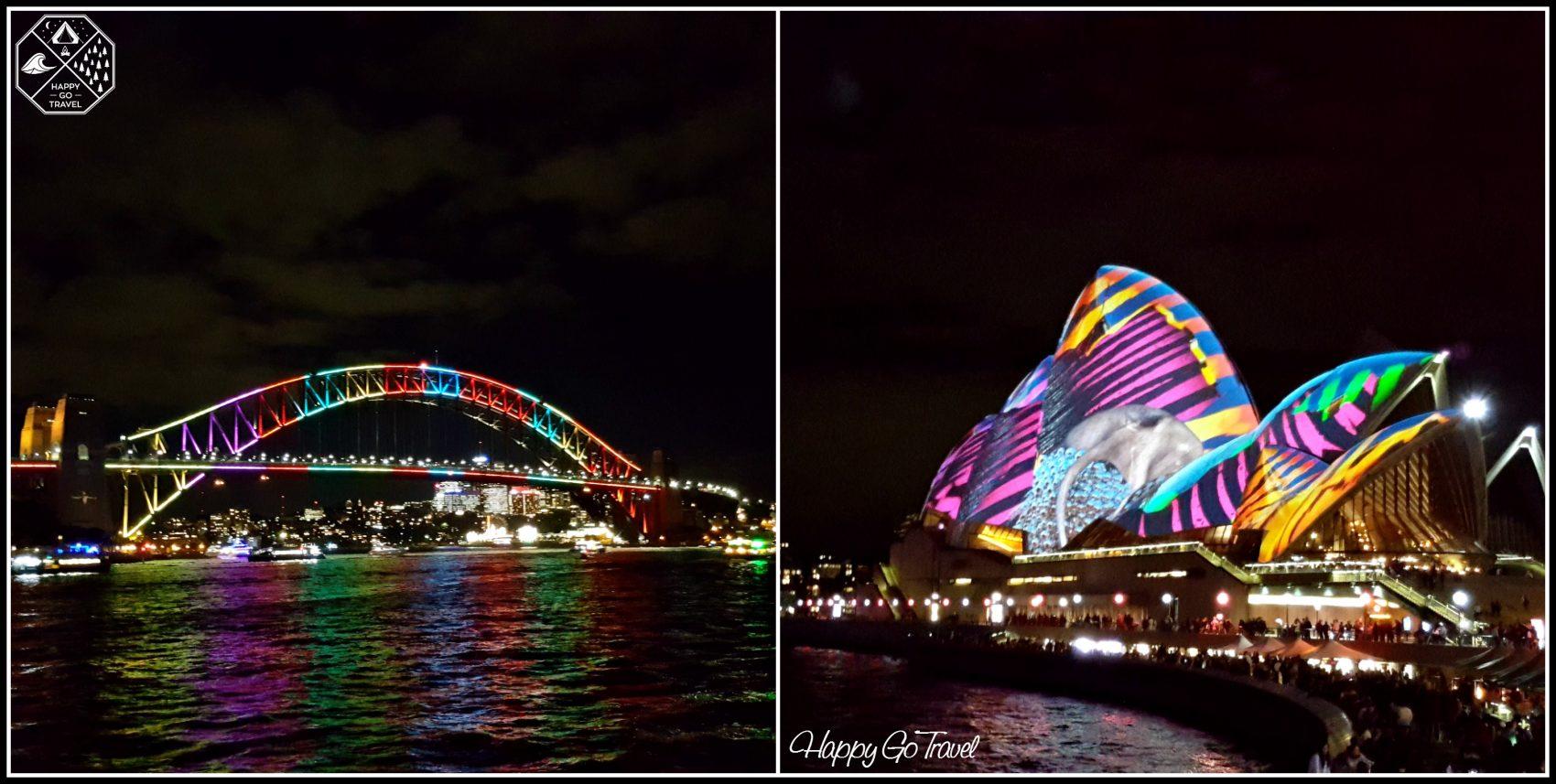 Circular Quay Vivid Sydney