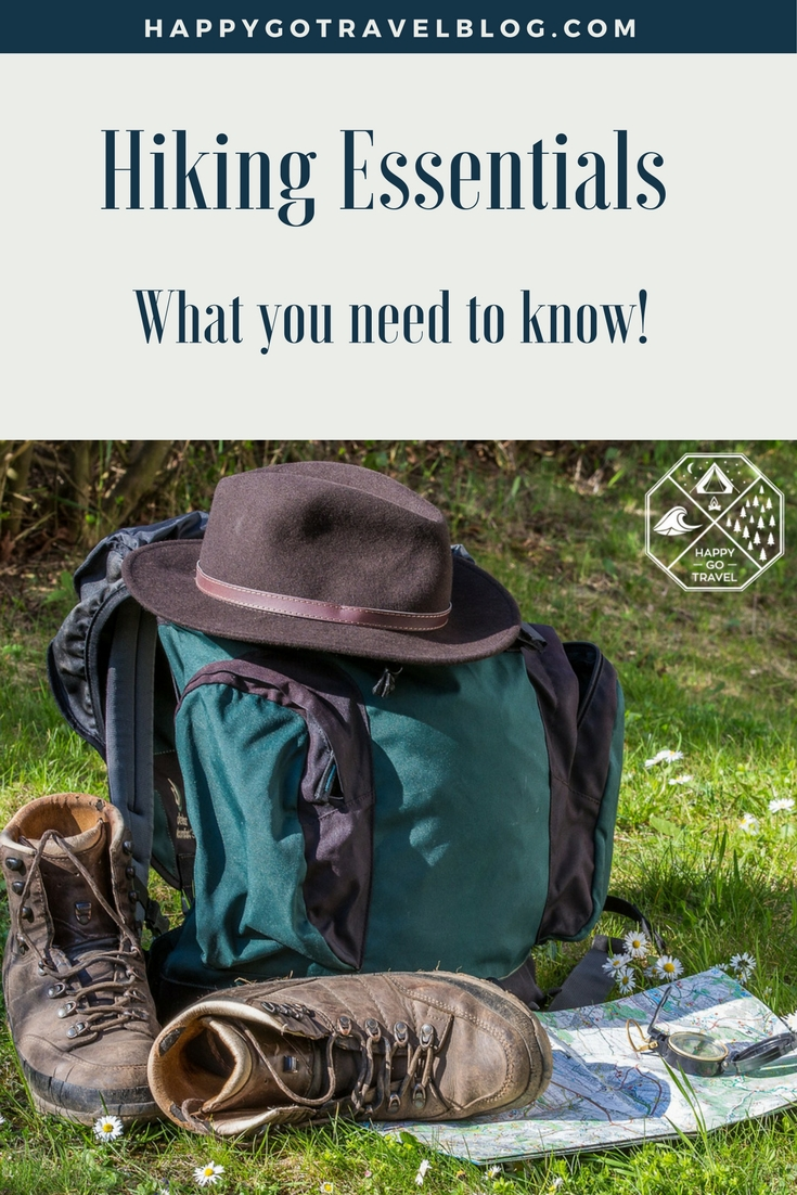 long distance Hiking essentials you need to know