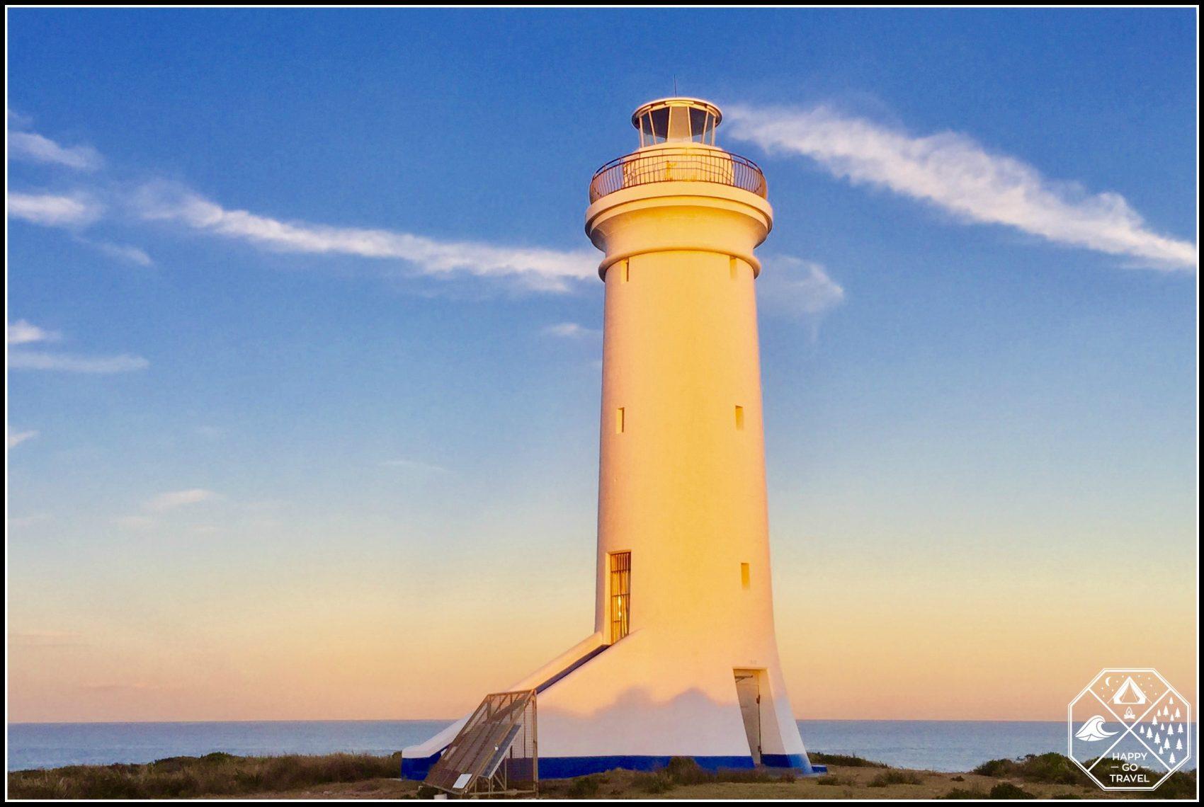 Fingal Island, Port Stephens Lighthouse
