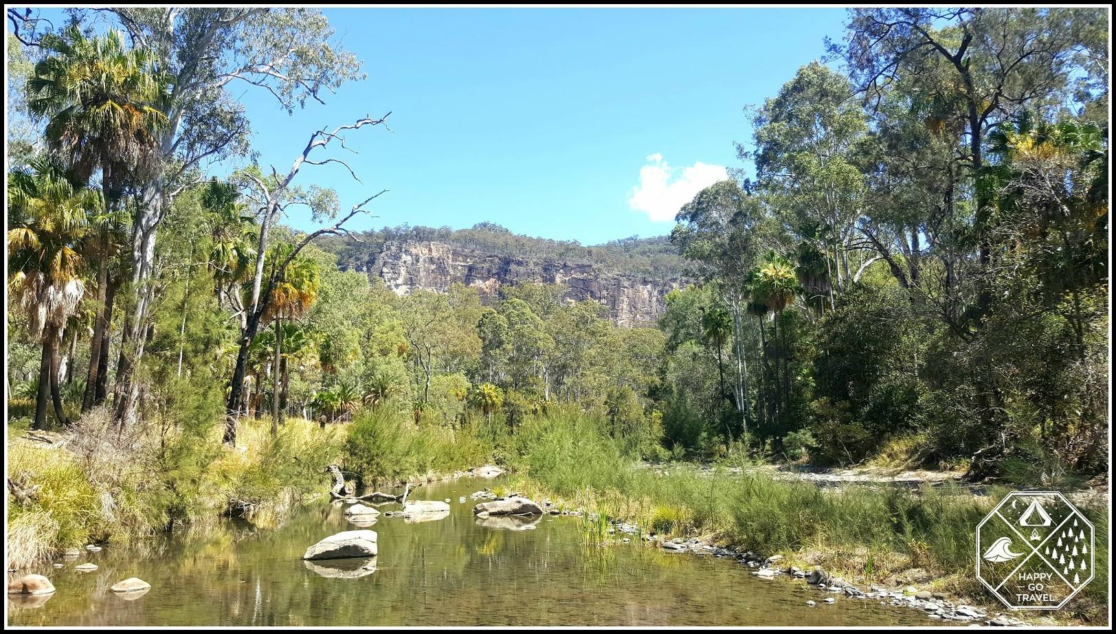 Carnarvon Gorge Queensland