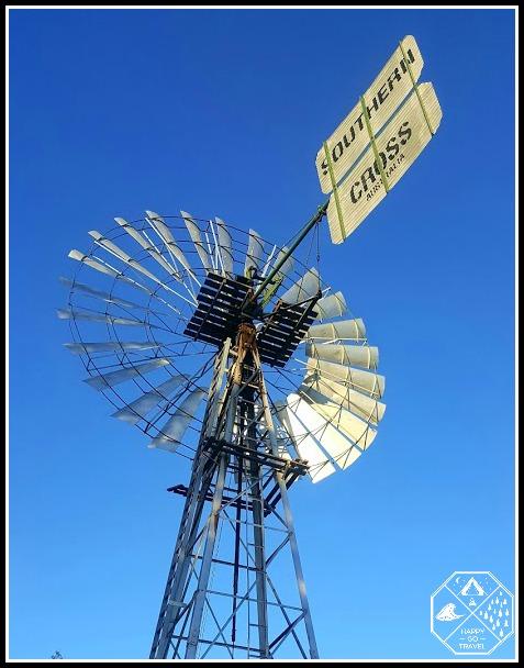 Emerald Southern Cross windmill