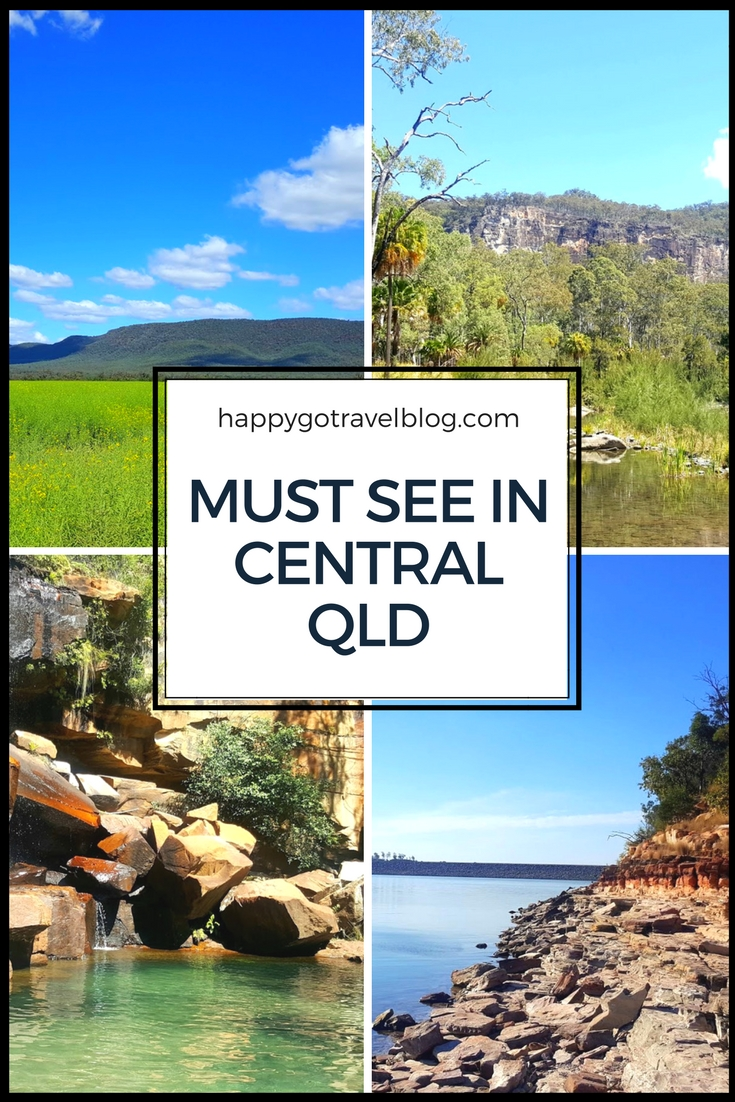 Must see and do in central Queensland