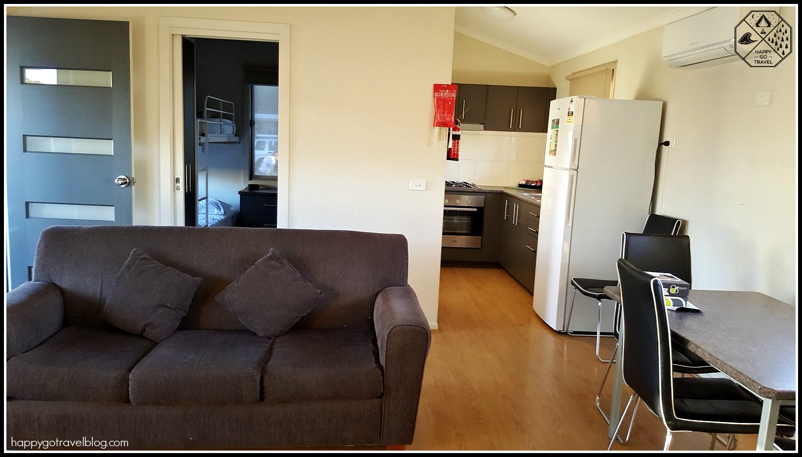 Discovery Holiday Parks Geelong deluxe cabin