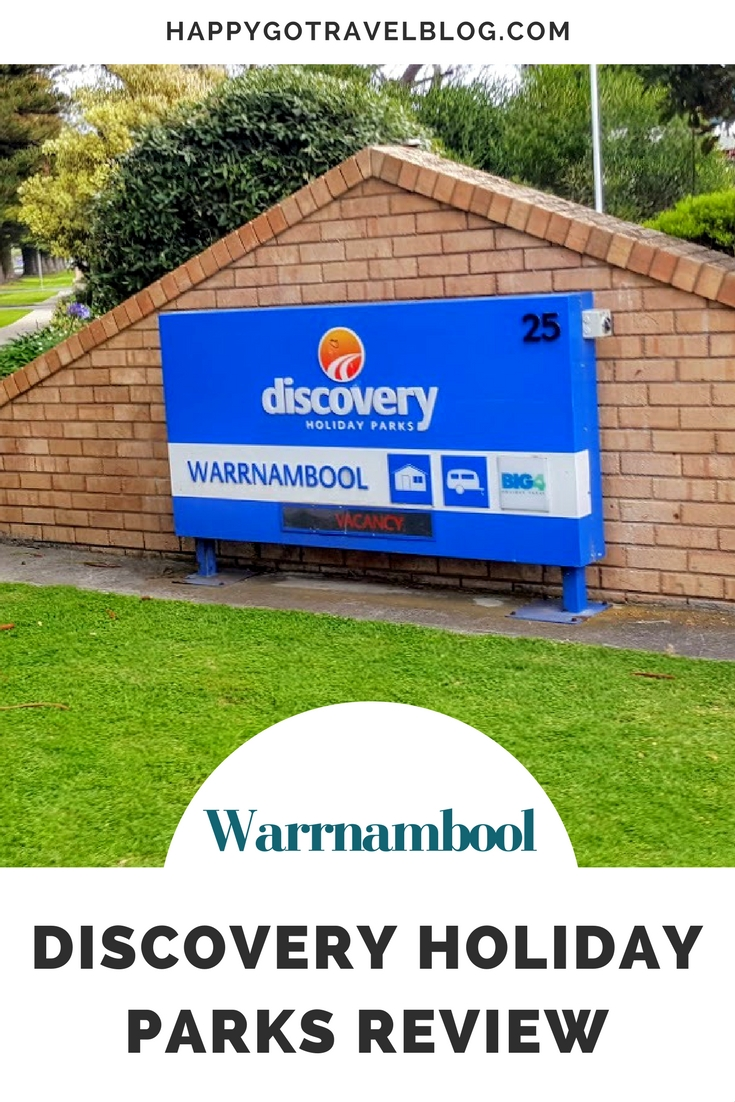 Great Ocean Road Discovery Holiday Park Warrnambool Review