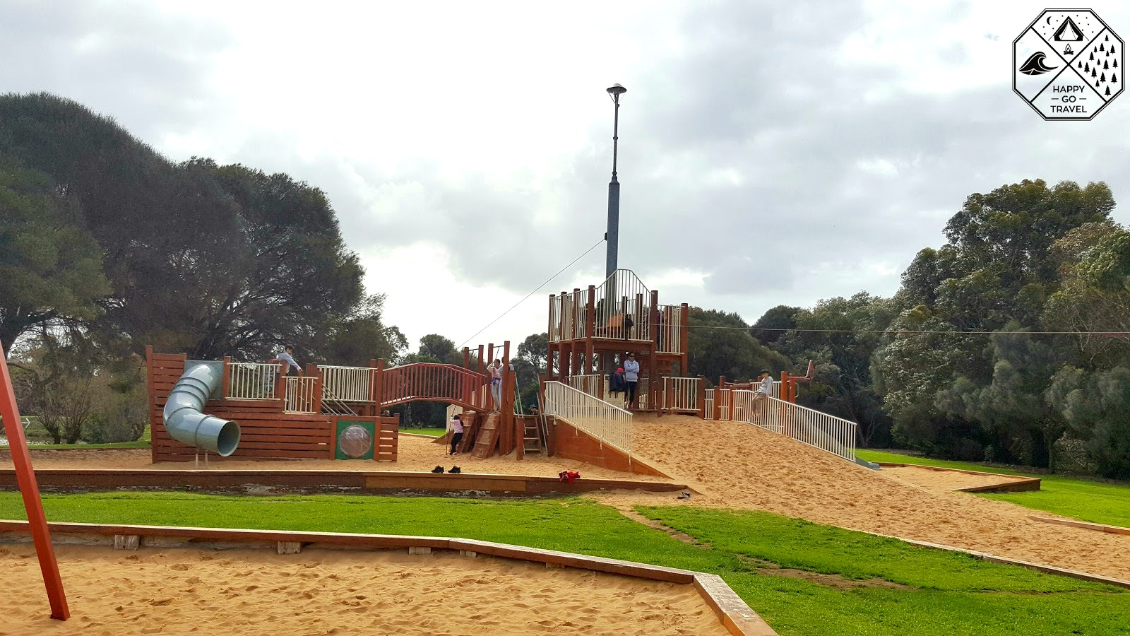 Warrnambool playground