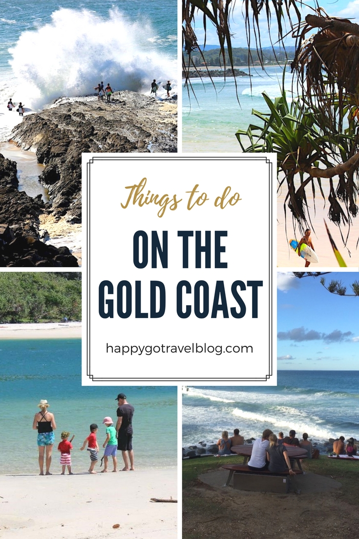 Happy Go Travel - things to do on the gold coast