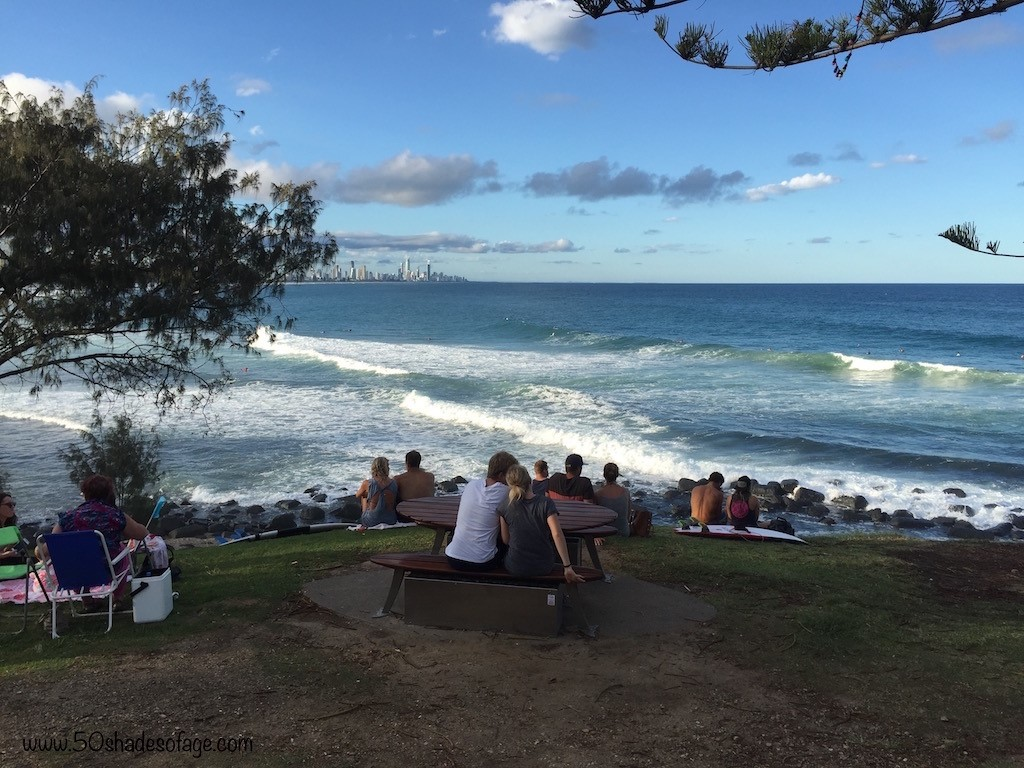 Things to do on the Gold Coast beach