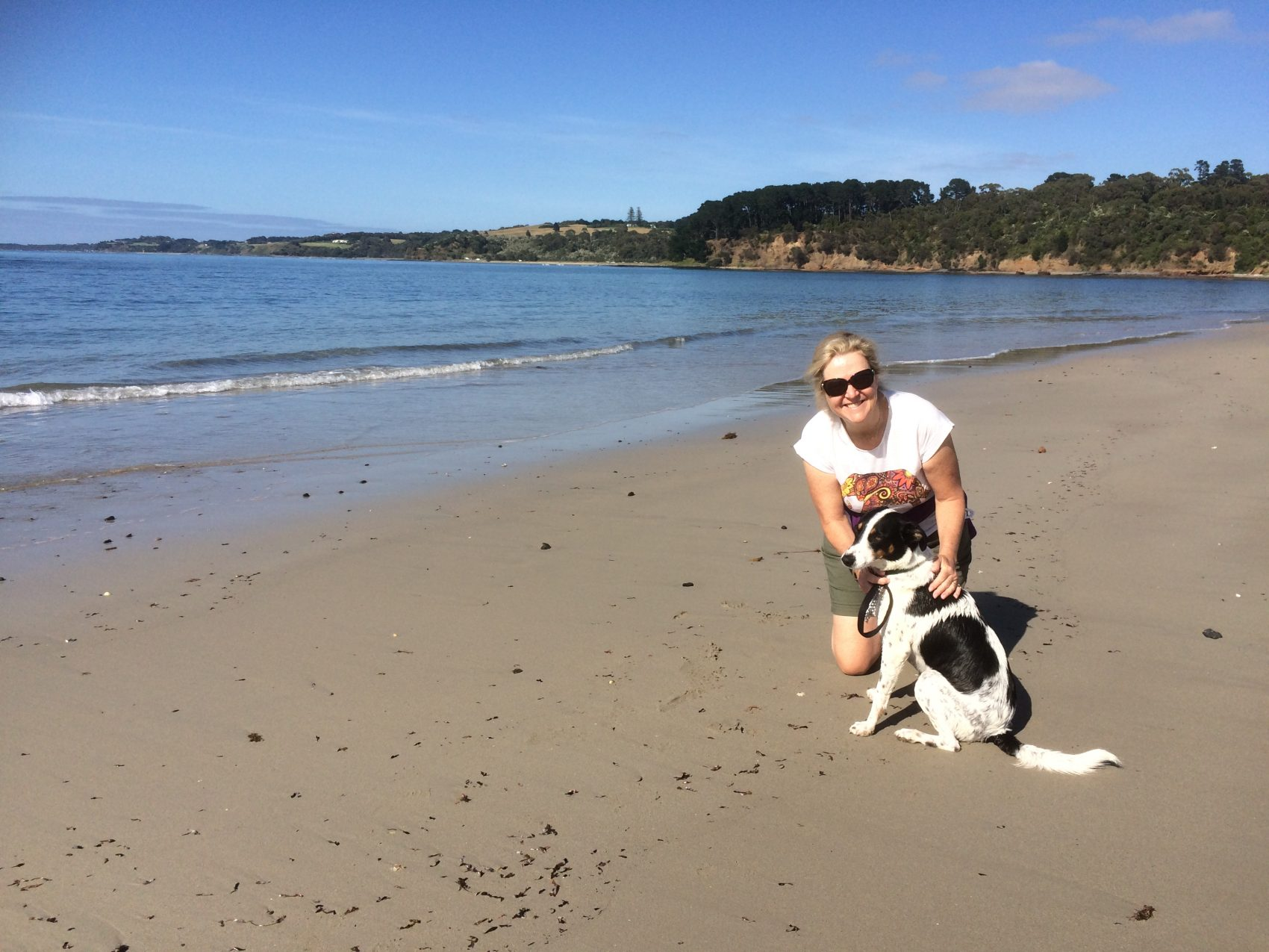travel australia housesitting at beach