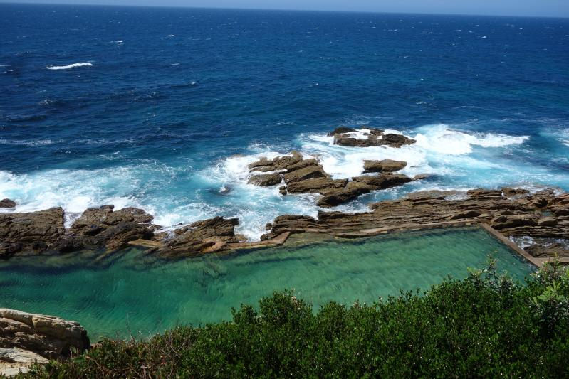 Things To Do Between Sydney and Melbourne | Blue Pool, Bermagui