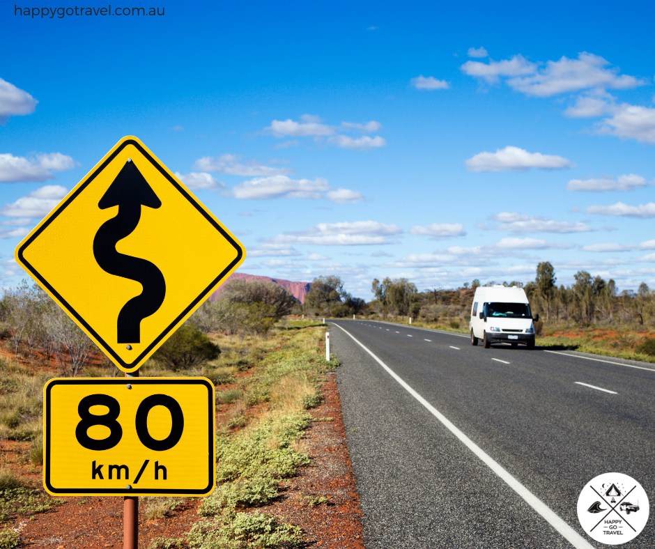 travelling Australia - doing a lap of Australia