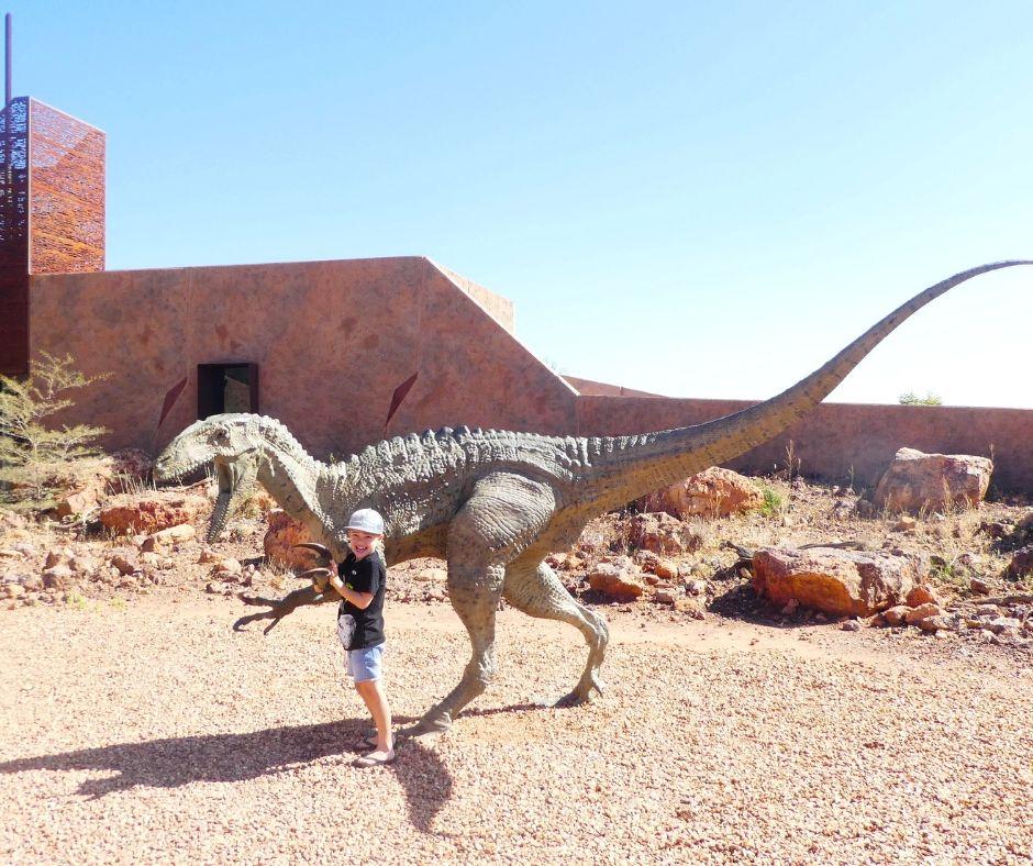 Winton dinosaur museum