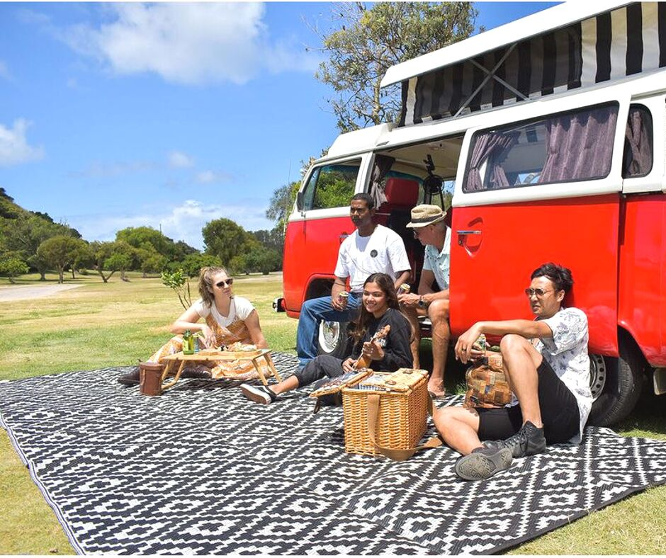 What to look for when buying camping and caravan mats
