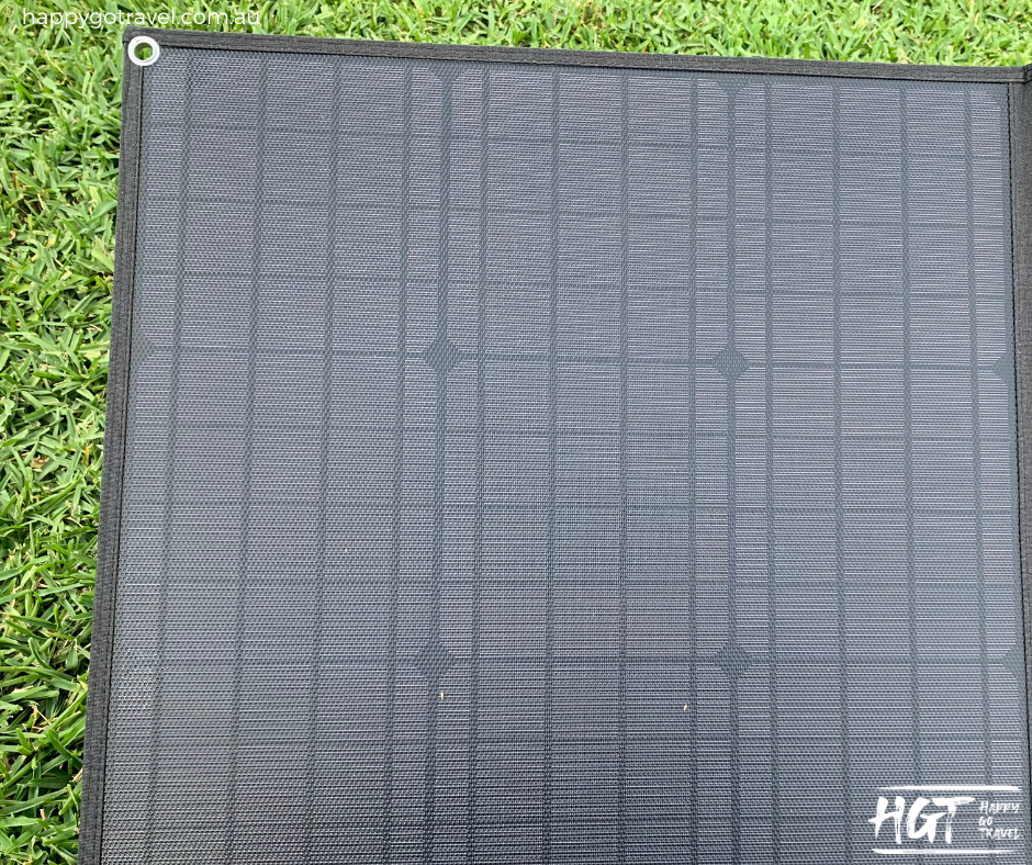 Companion 200w solar charger review ETFE Laminated