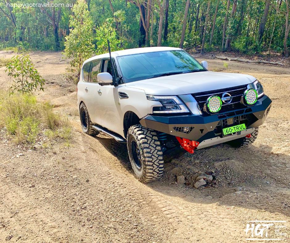 Modified y62 Patrol - The Build - HGT Nissan Patrol